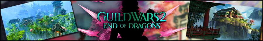 Février 2022 - Sortie de Guild Wars 2 : End of Dragons