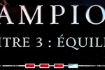 L'Epopée du givre : Champions - Chapitre 3 : Equilibre