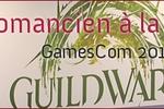 Le Chronomancien à la GamesCom