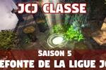 La refonte de la ligue JCJ pour la saison 5