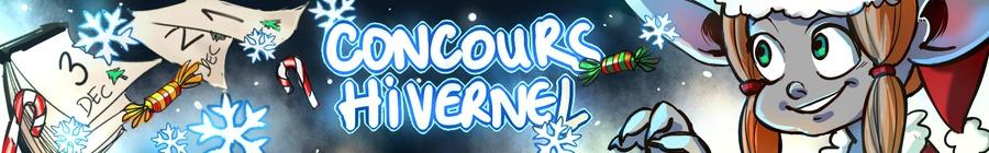 Résultat du concours: Screen Ton Plus Beau Hivernel