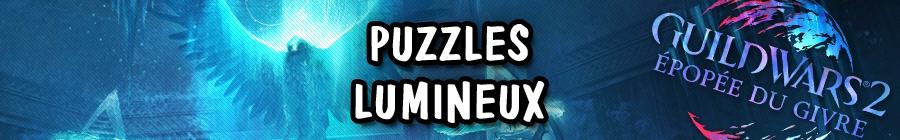 Guide : Murmure dans la nuit - Puzzles lumineux