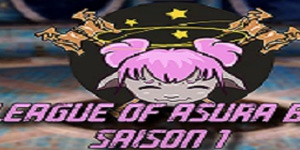 Tenue Unique League of Asura Ball