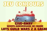 "Jeu concours ""Risingsun Gaming"" jusqu'au 24 mai"
