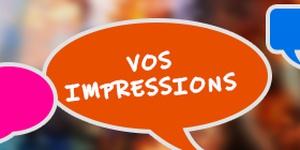 Epopée du givre : Vos impressions !