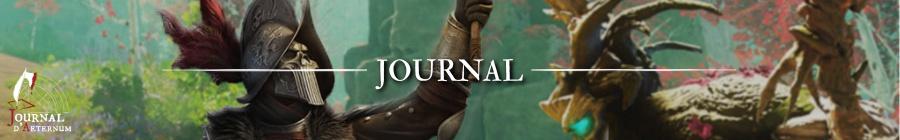 Présentation du staff Journal d'Aeternum