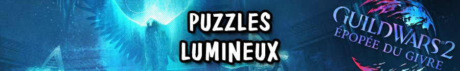 Guide : Une Ombre dans la Glace - Puzzles lumineux