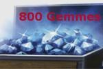 Un concours avec pour gains plus de 800 gemmes