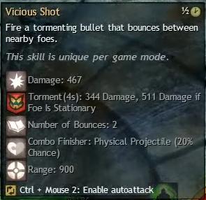 Vicious Shot