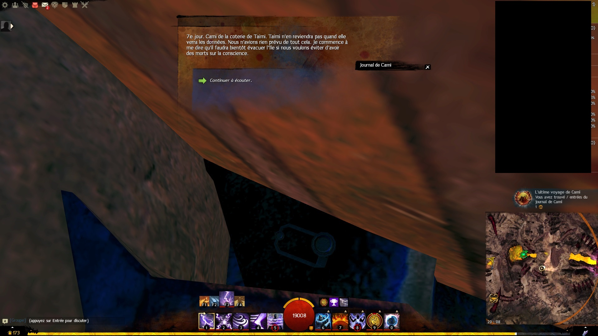 Titan Sopor (Ultime voyage de Cami)
