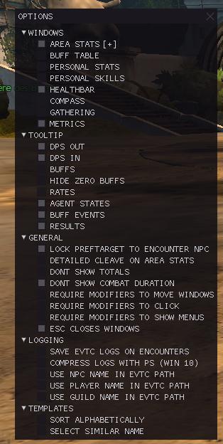 GW2 FR - Tuto: installer et configurer l'Arc DPS