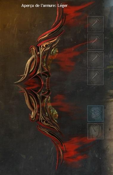 armes légendaires gw2